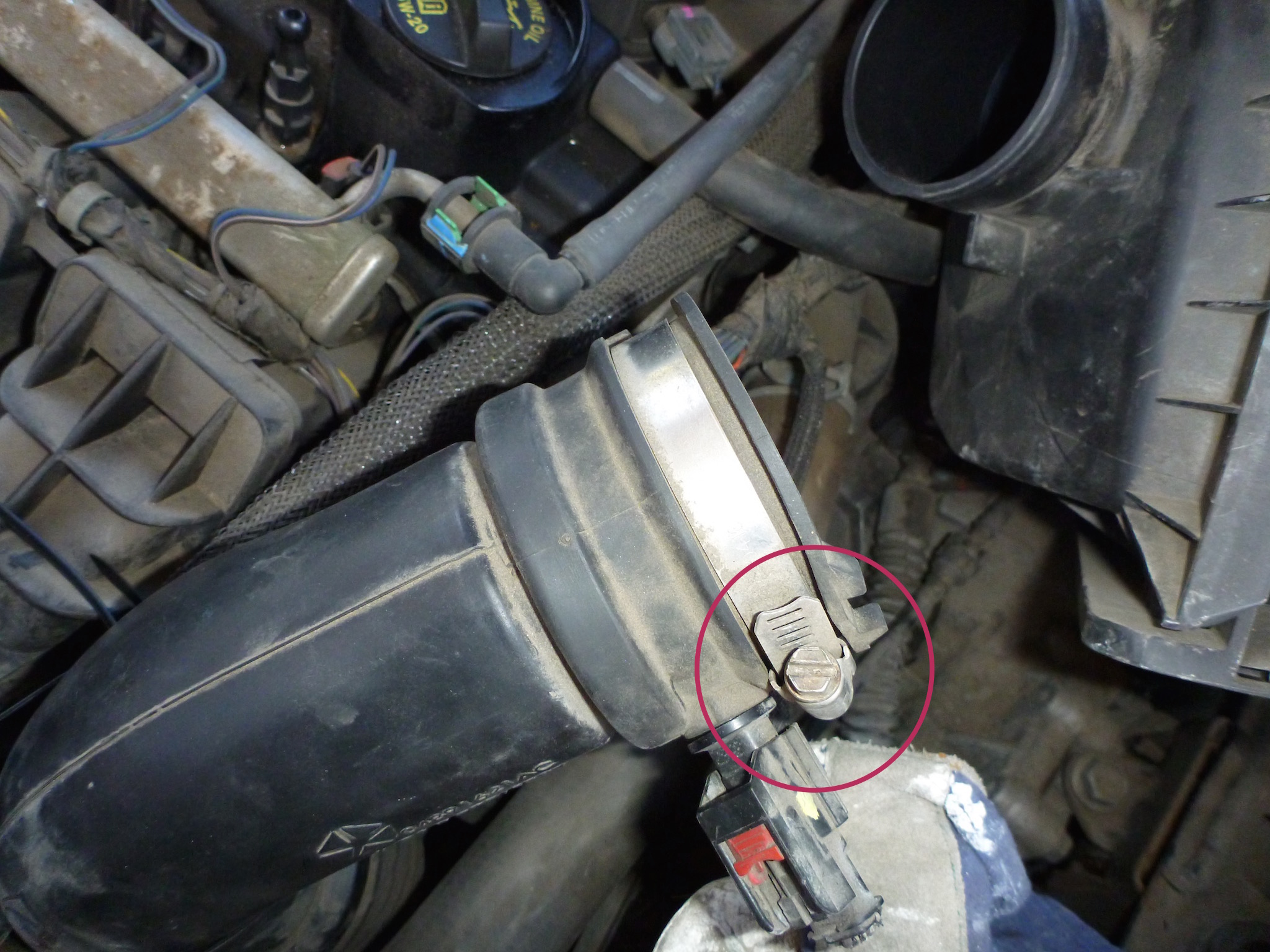 Fix P2004 P2017 Intake Manifold Runner Control Stuck Open 2010 Dodge Journey Fuel Filter Location